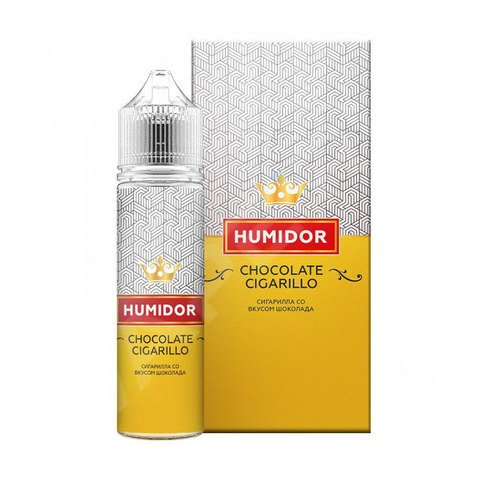 Жидкость Humidor 60 мл Chocolate Cigarillo