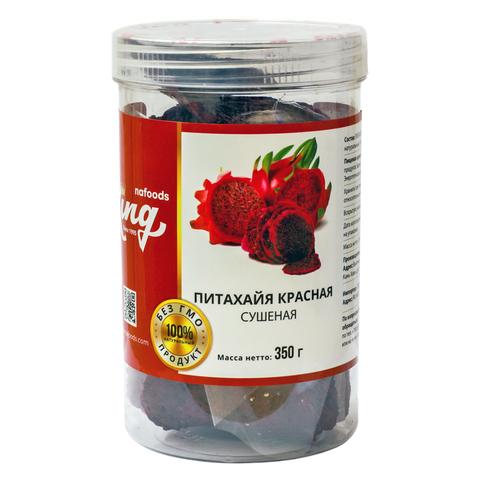 Натуральная сушеная красная питахайя King, 350 г.