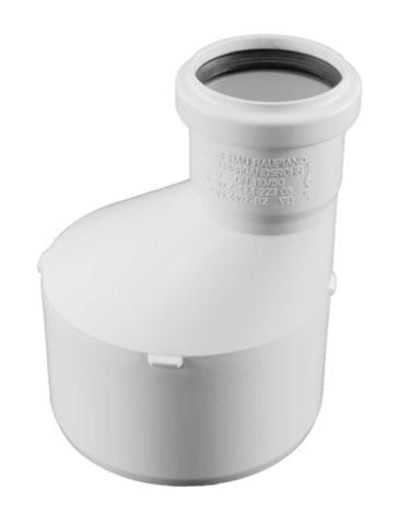 Rehau Raupiano Plus d 110/50 мм переходник-редукция для канализационных труб (11213941002)