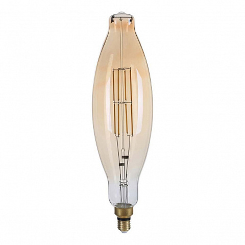 Светодиодная ретро лампа G120 LED 8W E27 2200K