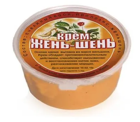 Крем Женьшень, 50 г Старовер