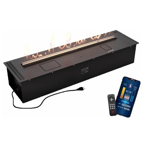 Автоматический биокамин Good Fire 1100 RC Black