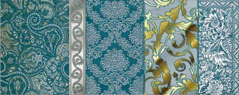 Декор KERLIFE Diana Acqua 1 505х201