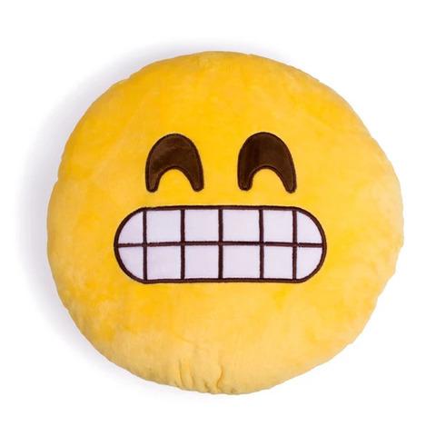 Подушка Emoji Awkward (Эмоджи Неловкий, 28 см)