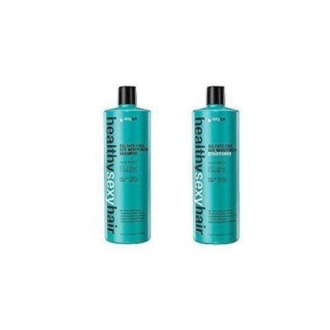 Sexy Hair Healthy: Набор для волос на соевом молоке: шампунь, кондиционер (Soy Milk Shampoo+ Soy Milk Conditioner), 2*1000мл