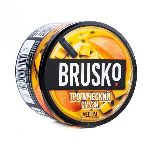 Кальянная смесь BRUSKO 50 г Тропический Смузи