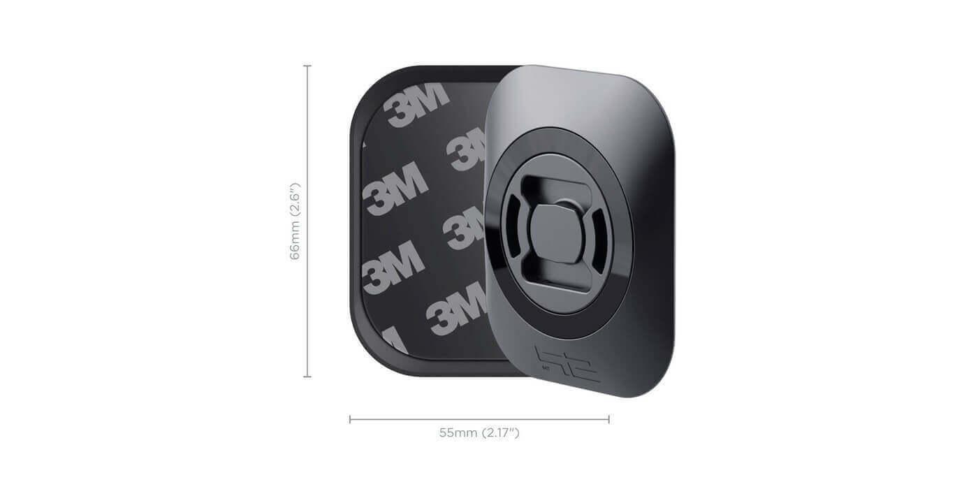 Набор креплений SP Connect Moto Mirror Bundle LT