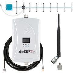 Усилитель сигнала сотовой связи и интернета ДалCвязь DS-900-23 C1