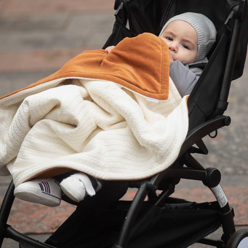 Детский утепленный плед