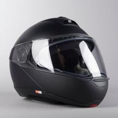 Мотошлем-модуляр Schuberth C4 Pro, чёрный матовый