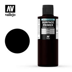 Surface primer 602-200ml. Black