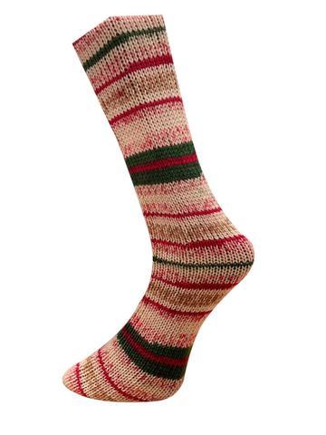 Ferner Wolle Mally Socks Weihnachts 19