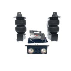 Nissan Titan пневмоподвеска задней оси + система управления 2 контура (без ресивера)