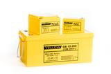 Аккумулятор YELLOW HRL 12-31W ( 12V 7Ah / 12В 7Ач ) - фотография