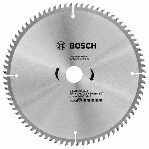 Пильный диск Eco for Aluminium 254x30x2,2 мм