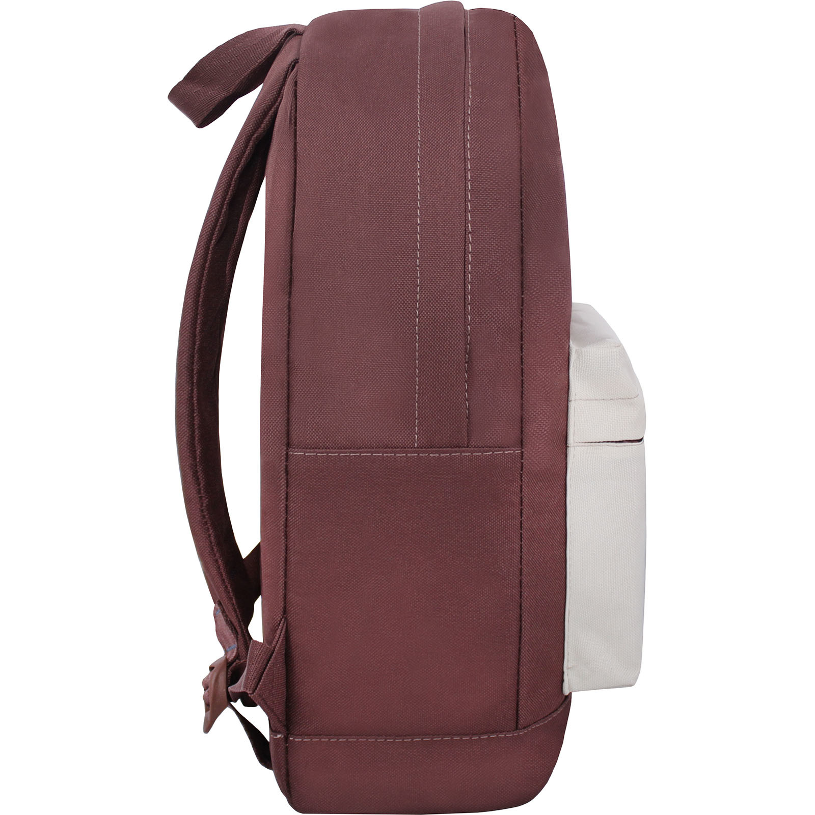 Рюкзак Bagland Молодежный W/R 17 л. Коричневый/бежевий (00533662) фото 2