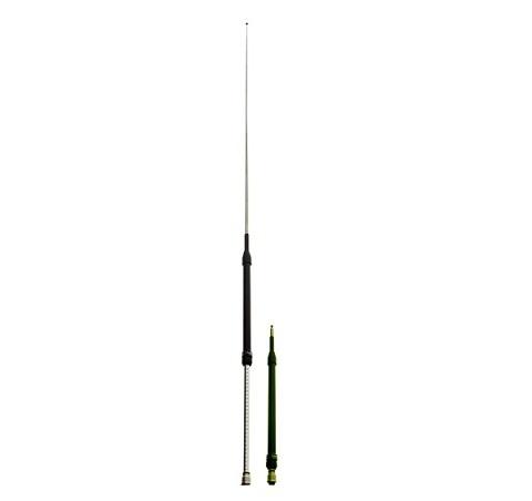 Автомобильная телескопическая антенна для КВ/УКВ радиостанций DIAMOND RHM10