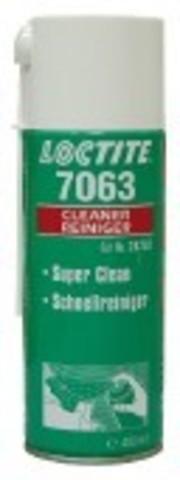 Очиститель контактов быстродействующий Локтайт 7063 (400мл) спрей для металлов и пластмасс