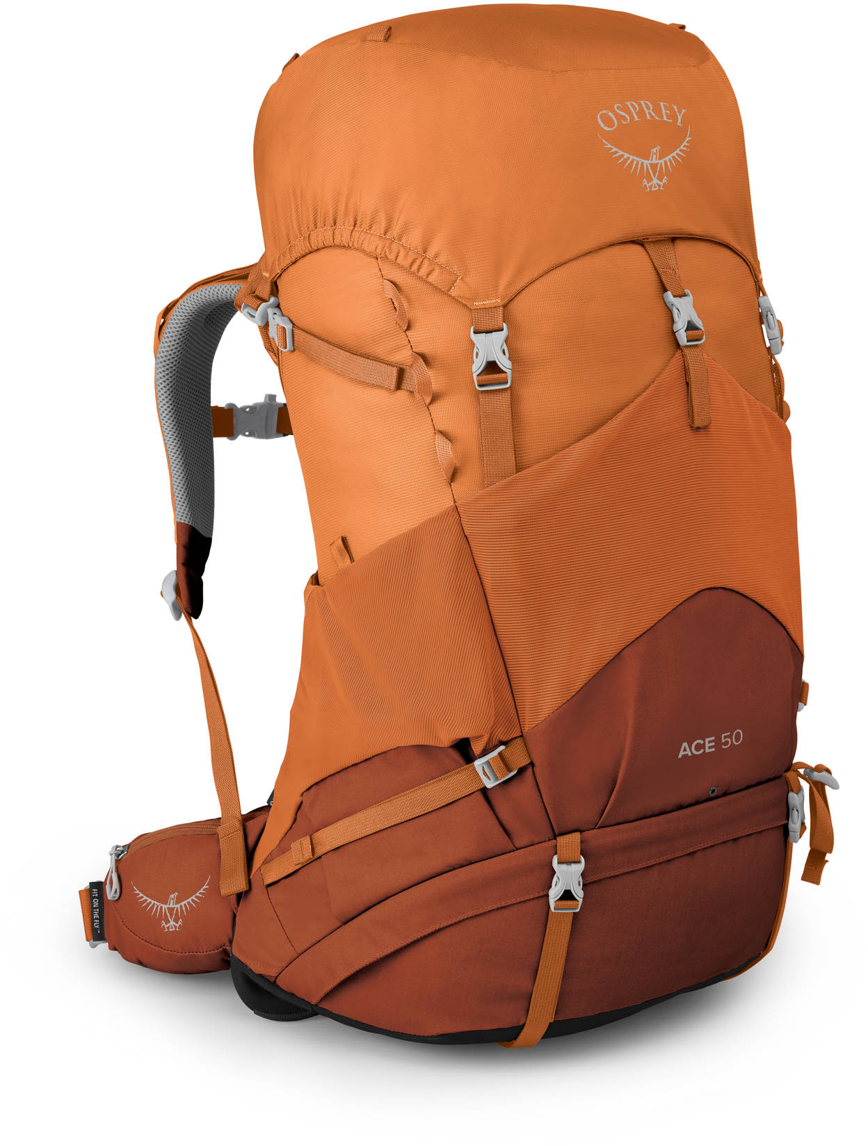 Ace Рюкзак Osprey Ace 50 Orange Sunset Ace_50_S20_Side_Orange_Sunset_web.jpg