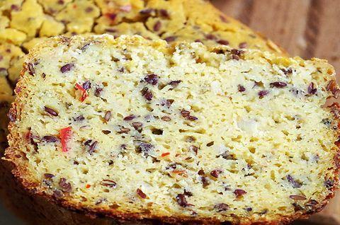 Хлеб кукурузный для веганов без глютена