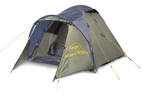 Палатка Canadian Camper KARIBU 4, цвет forest, главное фото.
