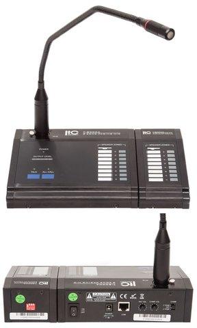 Микрофонная консоль T-8000A