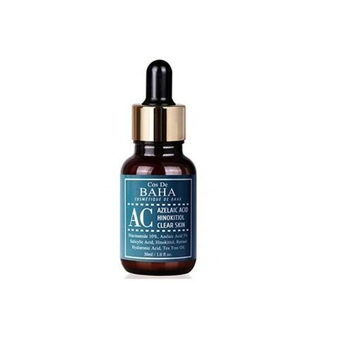 Cos De BAHA Сыворотка с азелаиновой кислотой - Azelaic acid hinokitiol clear skin serum, 30мл