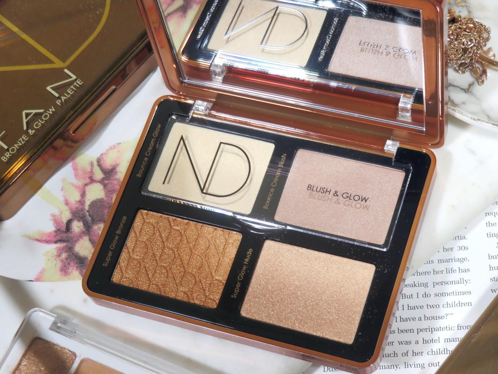 Natasha Denona Bronze Cheek Palette