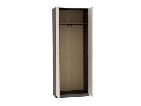 Шкаф двухстворчатый Марта ШК-112 платяной Браво Мебель венге, дуб белфорд