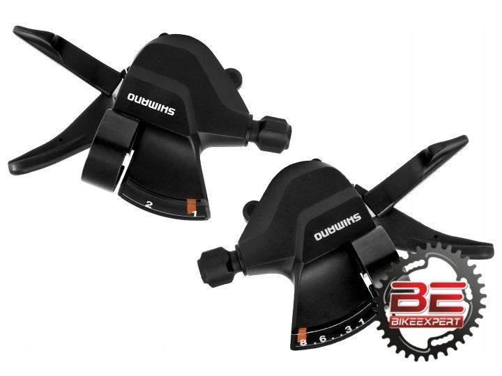 Манетки комплект Shimano M-315 3x8