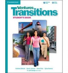 Ventures Transitions 5 Student's Book with Audio CD