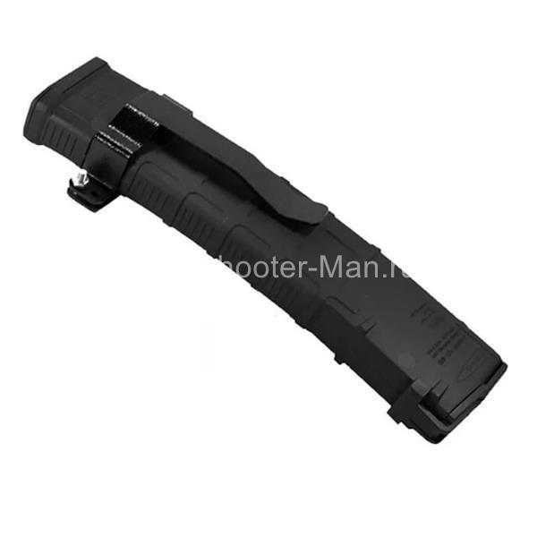 Клипса металлическая для магазинов AR 15 калибра 5.56*45 Shooter-Man
