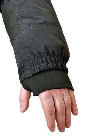 Костюм Горка зимний NEW (ткань Таслан мембрана Хаки)