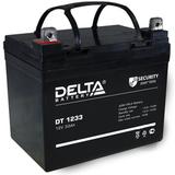Аккумулятор Delta DT 1233 ( 12V 33Ah / 12В 33Ач ) - фотография