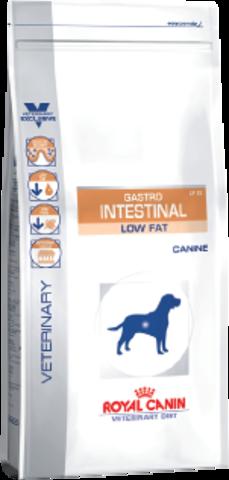 Royal Canin GASTRO INTESTINAL LOW FAT LF 22 для собак при нарушении пищеварения, панкреатите