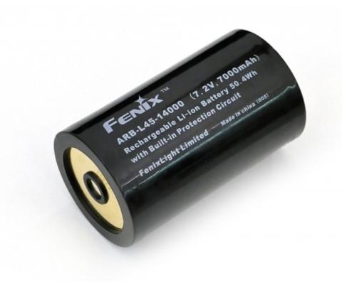 Аккумулятор для ТК72R Li-iON Fenix 7.2V 7000mAh
