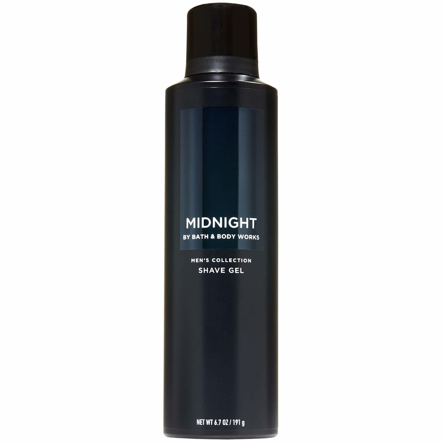 Гель для бритья Bath&BodyWorks Midnight Men's Collection Shave Gel 191 мл