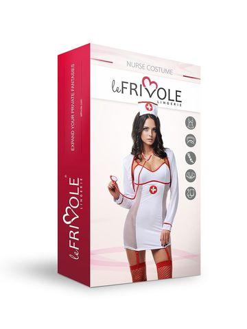 Эротический костюм для ролевых игр Le Frivole Заботливый доктор, размер М