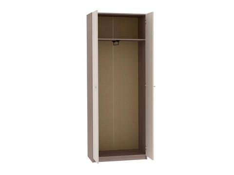 Шкаф двухстворчатый Марта ШК-112 платяной Браво Мебель ясень шимо темный, светлый