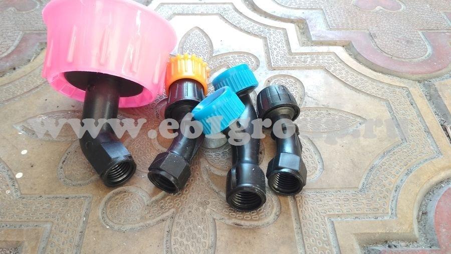 2 Комплект пластиковых насадок модель КРН-1012,5 купить