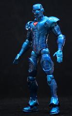 Фигурка Железный Человек - Marvel Select Stealth Iron Man