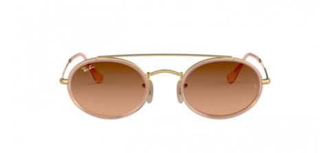 Ray-Ban Icons – Oval Double Bridge RB3847N 9125/A5