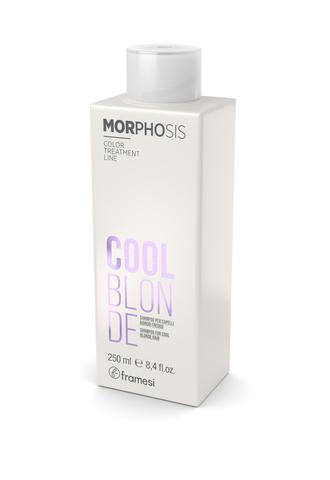 Шампунь для холодных оттенков светлых волос MORPHOSIS COOL BLONDE, 250 мл
