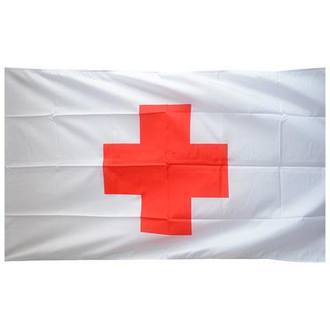 Флаг Медицинский крест 90*135