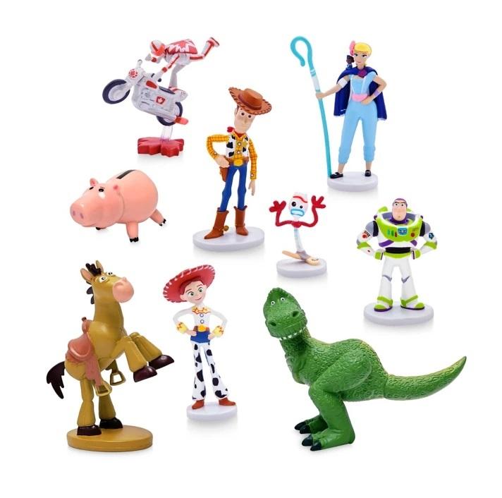 Набор фигурок История Игрушек 4 Disney 9 фигурок