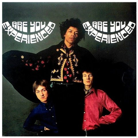 Виниловая пластинка. Jimi Hendrix Experiense - Are You Experienced