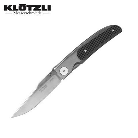 Нож Klotzli модель WALK-03-Carbon Walker 03