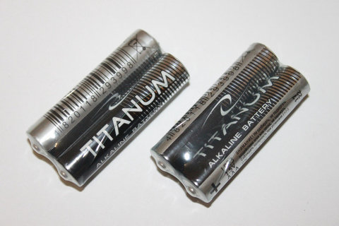 Батарейки Titanum LR03, AAA (2/40)