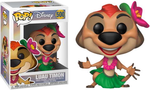 Luau Timon Lion King Funko Pop! Vinyl Figure || Тимон