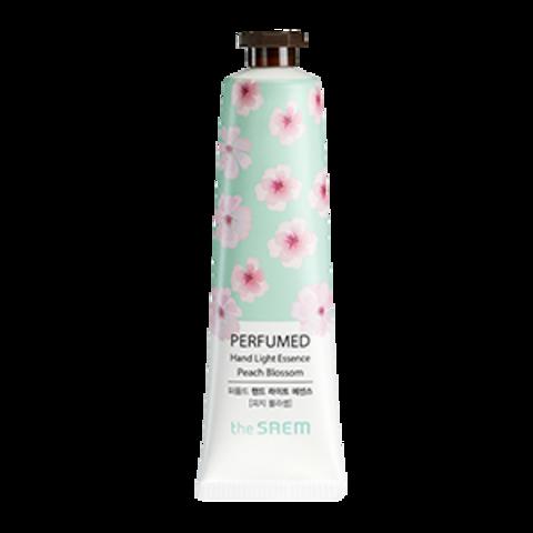 Perfumed Hand Light Essence -Peach Blossom-
